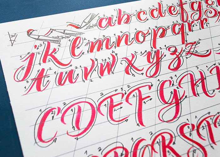 25 Amazing Examples of the Best Calligraphy & Lettering